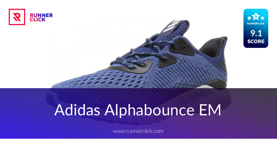 0ef3a379e18c47 Adidas Alphabounce EM Review - Buy or Not in July 2019?