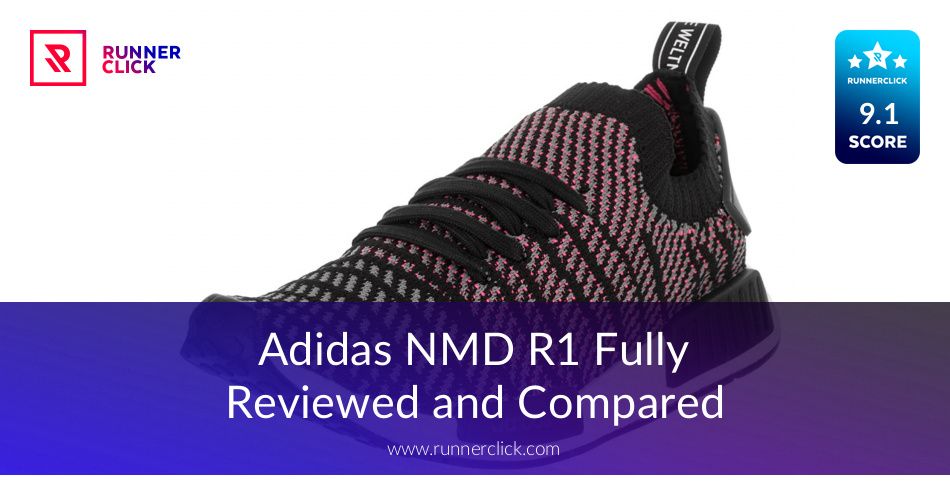 los angeles c370e 3603c Adidas NMD R1 Fullyed and Compared - in May 2019