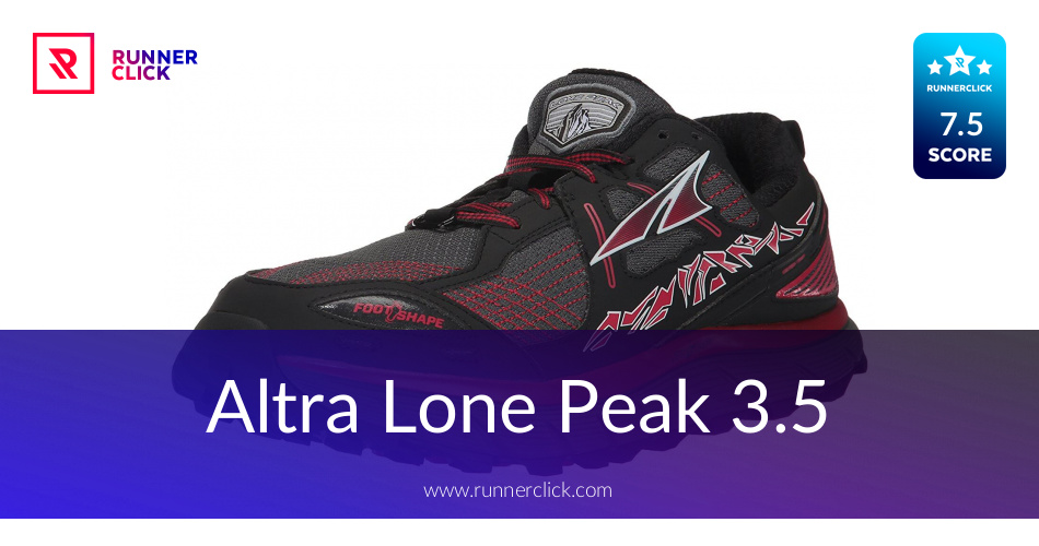 Altra Lone Peak 3.5 Review - To Buy or Not in July 2018?