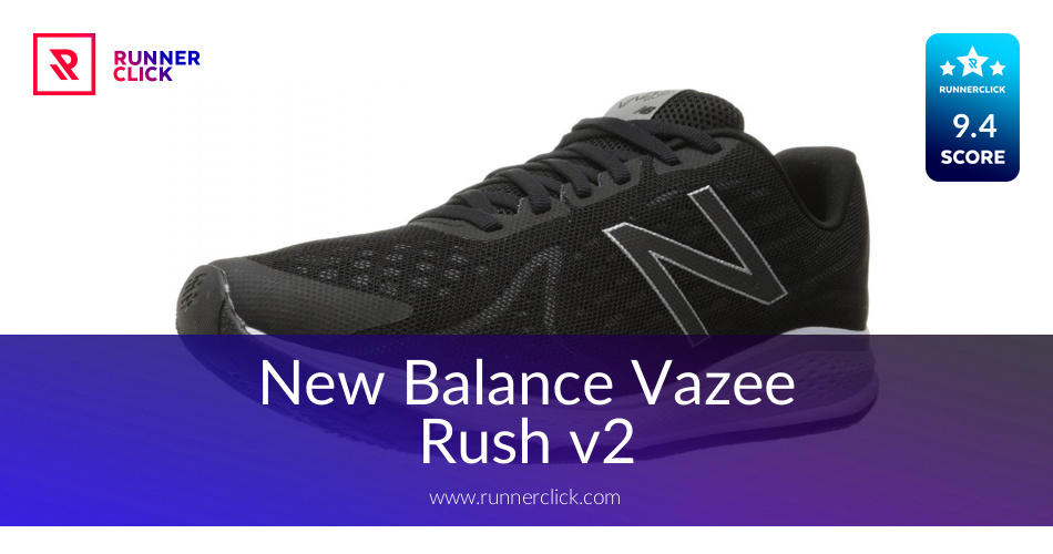 088a04b282ff9 New Balance Vazee Rush v2 - To Buy or Not in July 2019?
