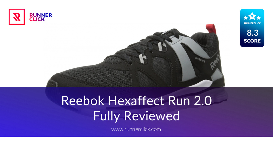 new photos bb5e6 bc033 Reebok Hexaffect Run 2.0 Fullyed - in May 2019