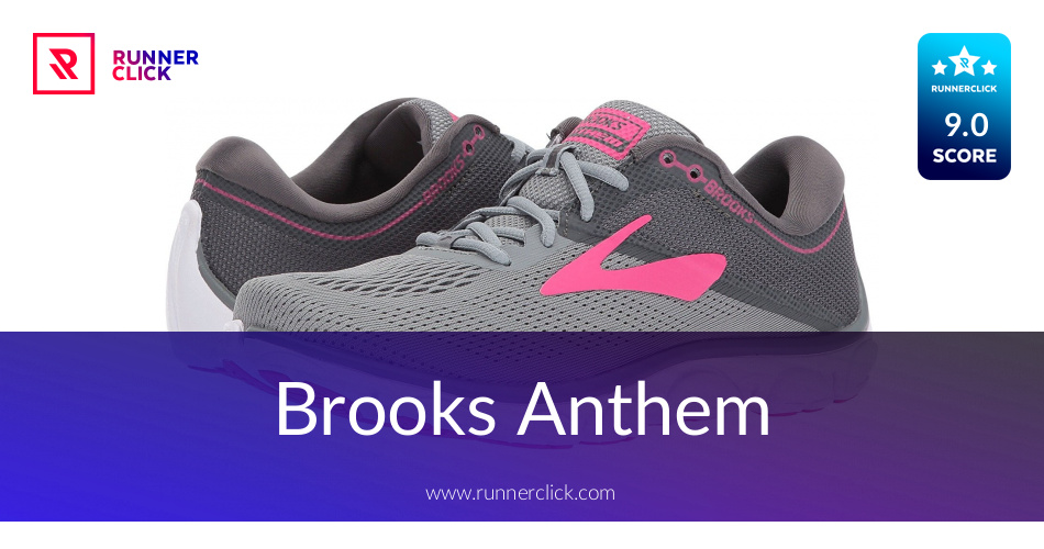6959ff21e13 Brooks Anthem Reviewed - To Buy or Not in May 2019