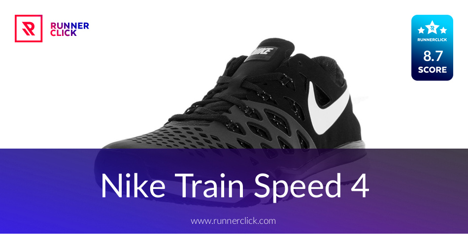 check out 869fb cbb85 Nike Train Speed 4 Reviewed - To Buy or Not in May 2019
