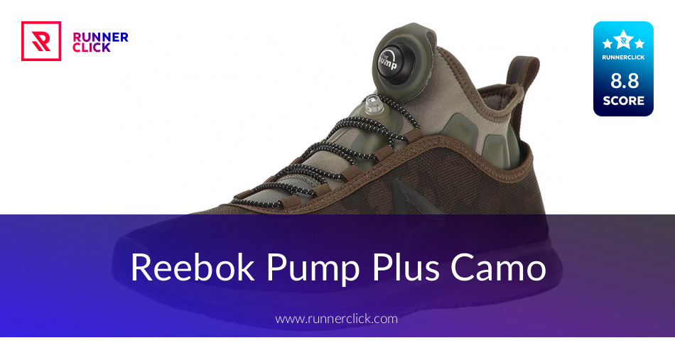 2d8270dbd Reebok Pump Plus Camo Review - Buy or Not in July 2019?