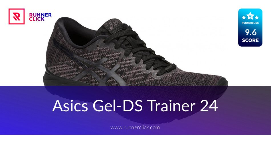 the latest 87108 f1fcc Asics Gel-DS Trainer 24